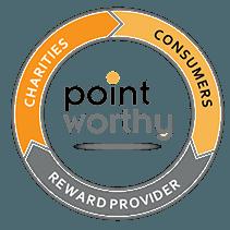 Point worthy logo