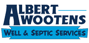 Wooten Albert Well Drilling & Septic Tank Installation - Logo