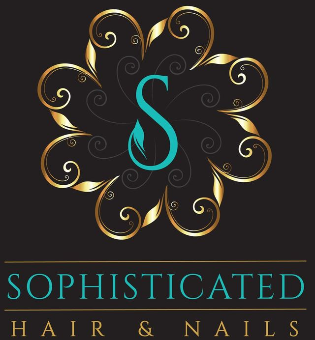 Sophisticated Hair & Nails - Logo