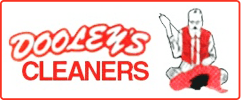 Dooley's Cleaners - logo