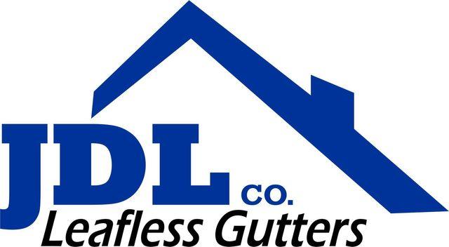 JDL Leafless Gutters - Logo