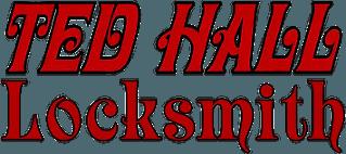Ted Hall Locksmith - Logo
