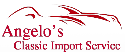 Angelo's Classic Import Service - Logo