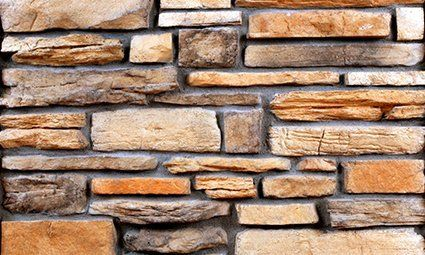 mountain ledgestone chestnut