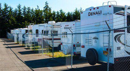 RV Storage Unit & WalMarc Mini-Storage | Storage Services | Oak Harbor WA