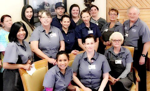 Hildebrand Care Center Staff