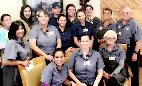 Hildebrand Care Center Staff