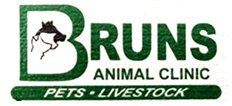 Bruns Animal Clinic - Logo