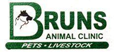 Bruns Animal Clinic - Logo