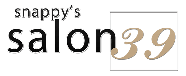 Snappy's Salon 39 - Logo
