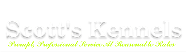 Scott's Kennels - Logo