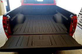 Durable Spray-On Bed Liner