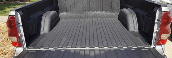 Flat bed liner