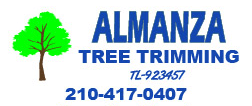 Almanza Tree Trimming Service & More - Logo