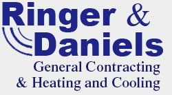 Ringer & Daniels General Contracting & Heating and Cooling - Logo