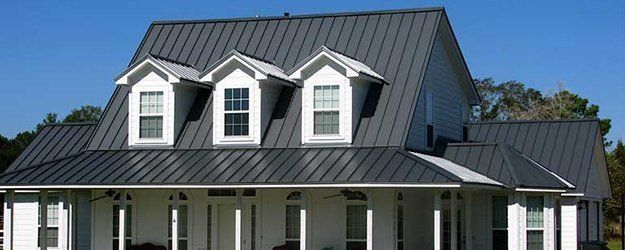 Amazing Metal Roofing