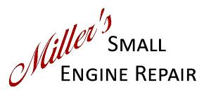 Miller's Small Engine Repair - Logo