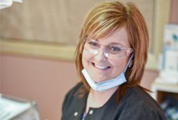 Cosmetic Dentistry staff