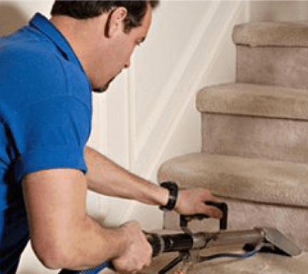 how to clean and deodorize a carpet