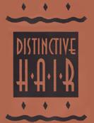 Distinctive Hair Logo
