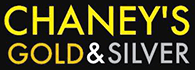 Chaney's Gold and Silver - Logo