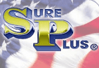 Sure Plus Logo