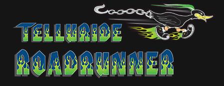 Telluride Roadrunner - Logo