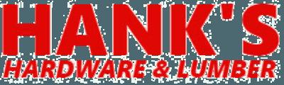 Hank's Hardware & Lumber - Logo