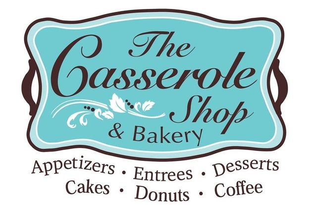 The Casserole Shop logo