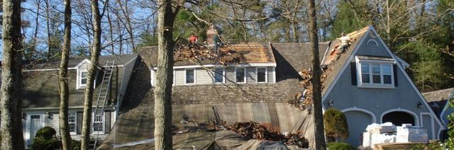 Cook S Roofing Roofers Bellingham Ma