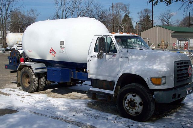 About Frankfort Bottle Gas Inc  | Frankfort, IN
