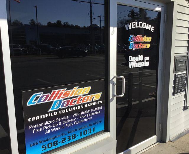 Collision Doctors Inc | Auto Body Shop | South Easton, MA