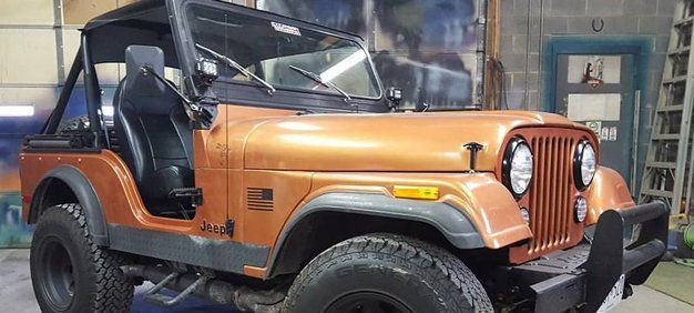 Jeep Restoration | Replacement Parts | Finksburg, MD