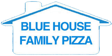 Blue House Family Pizza - Logo