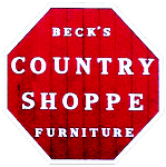 Beck's Country Shoppe - Logo