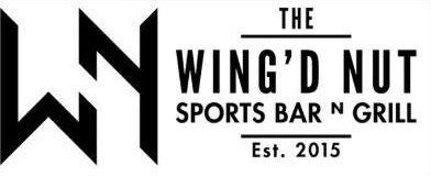 The Wing'D Nut Sports Bar n Grill - logo