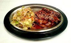 Teriyaki Beef Steak