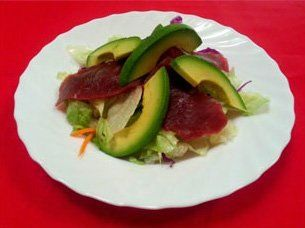 Tuna & Avocado Salad