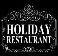 Holiday Resturant & Pizza - Logo