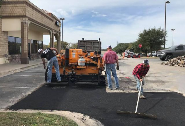 Rock Solid Concrete >> Rock Solid Paving Concrete Asphalt Concrete Work Site Prep