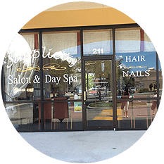 Simplicity Salon & Day Spa  front