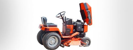Farming equipment repair