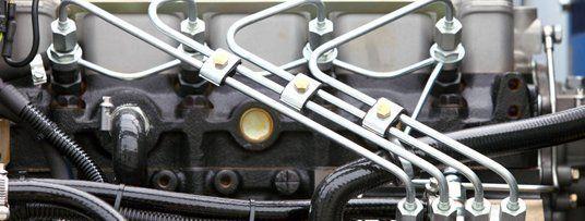 Fuel injector pumps