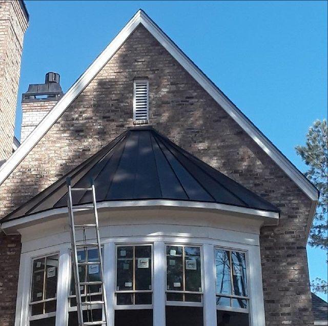 Aaa Metal Works Standing Seam Metal Roof Serving The