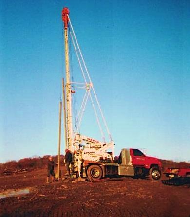 Kelly Oium Well Drilling & Pump Service | Waterline Strum WI