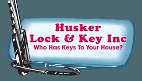 Husker Lock & Key Inc-Logo