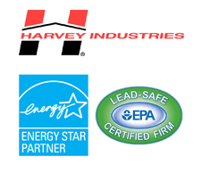 Harvey, Energy Star Partner, Lead Safe Certified Firm EPA