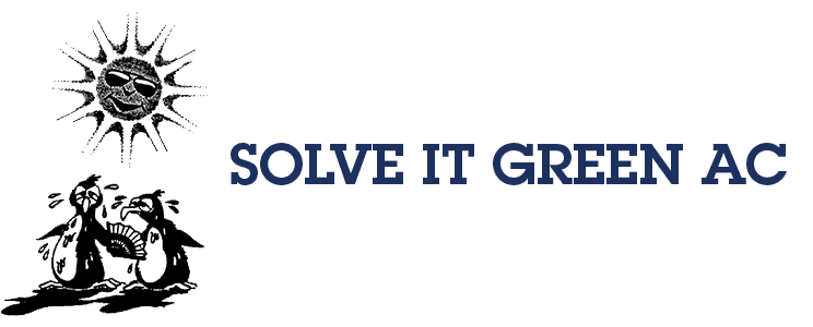 Solve It Green AC Logo