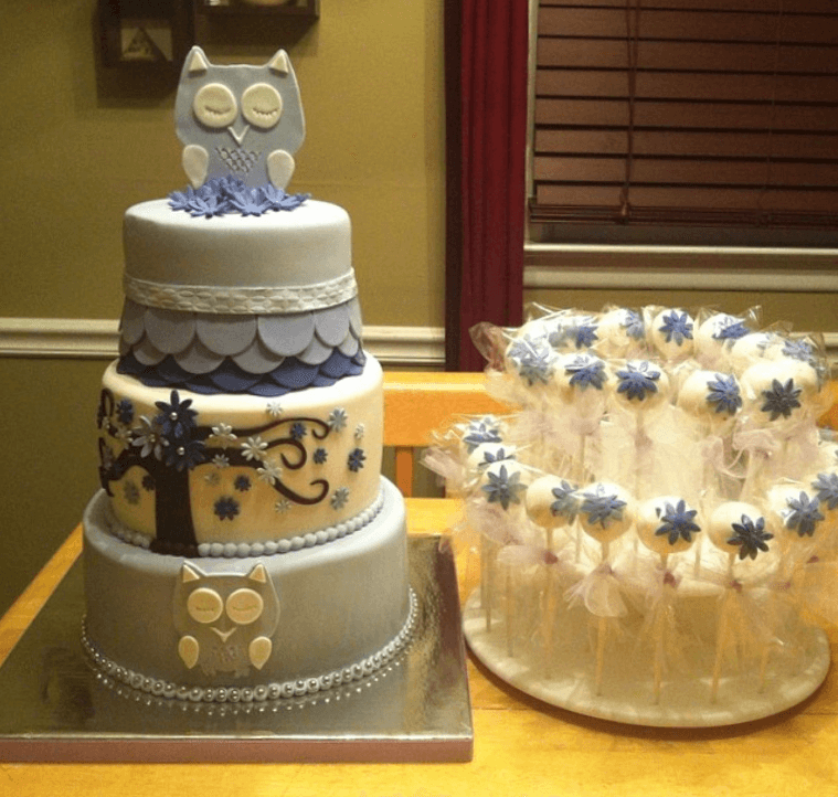 Wedding Cakes | Custom Cakes | Hamilton Square, New Jersey