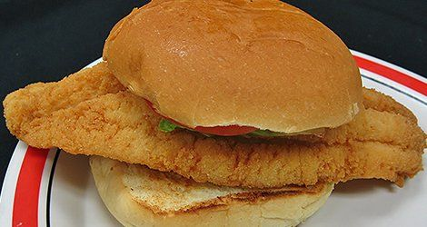The Big Fish Sandwich